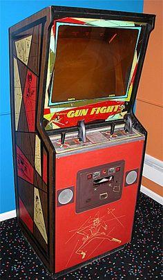 Gun Fight - Taito - 1975