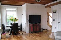 Living Room (Lake Cottage; Stafford CT)