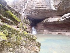 Great place to visit for a day hike. Trails of Arkansas: Eden Falls - Lost Valley Hike.