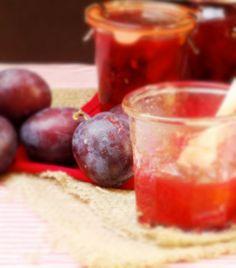Les cahiers gourmands : Confiture de prunes quetsches aux épices cardamone…