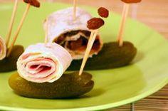 Super party food: Snail wraps!