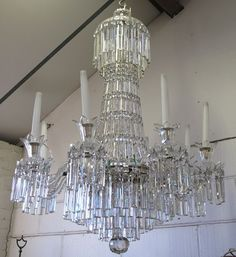 - Antique Chandelier
