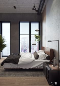 Cozy Loft by ONI Architects | HomeAdore  ~ Great pin! For Oahu architectural design visit http://ownerbuiltdesign.com