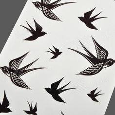 tatuagem de andorinha - Pesquisa Google
