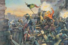 The death of Emperor Constantine XI