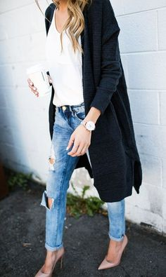 casual yet classy for fall.