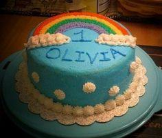 rainbow cake decoration   Rainbow Birthday Cake - Cake Decorating Community - Cakes We Bake