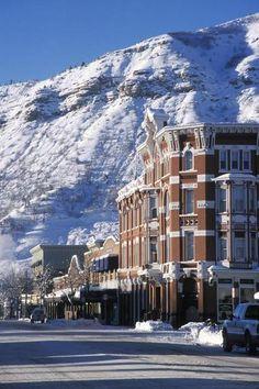 ❥ Durango, CO ... the wild, wild west