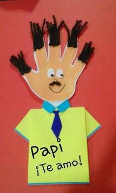 DIY Father's Day cards ideas perfect fathers day gift, grandpa gifts diy, gifts for dad fathers day Father's Day cards ideas Fathers Day Art, Fathers Day Crafts, Happy Fathers Day, Diy Father's Day Gifts, Father's Day Diy, Easy Diy Father's Day Cards, Diy Cards, Kids Crafts, Father's Day Activities