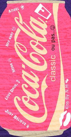 Ceci est un coca cola pas comme les autres, il est personnel et unique :)