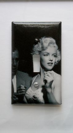 Hey, I found this really awesome Etsy listing at https://www.etsy.com/listing/102878333/marilyn-monroe-decorative-light-switch