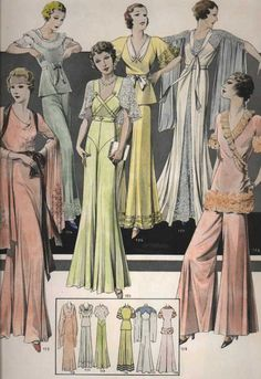 Images: The History of Fashion