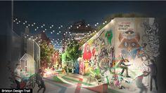 Brixton Design Trail @LDF2016