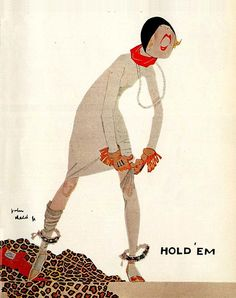 Inspirational Imagery: John Held, Jr.