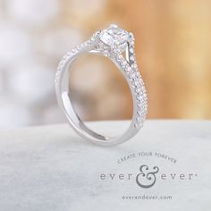 Loch Jewelers in Monticello MN has the engagement ring of your dreams! Let Loch Jewelers work with you and your fiancé to find that special engagement ring and your wedding rings! We can even create a custom engagement ring and wedding rings! Perfect Engagement Ring, Diamond Engagement Rings, Ever And Ever, Wedding Bands, Sparkle, Jewels, Jewelery, Jewelry, Wedding Band Ring