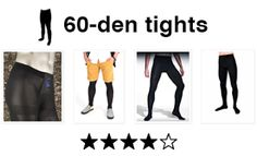 Tights Under Shorts is a blog dedicated to tights, pantyhose and other legwear for men. It aims at promoting a new part of men's fashion.
