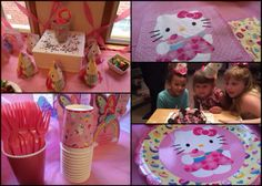 How to host a smashing Hello Kitty party with little effort #hellokitty #party #partyidea