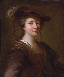Louise Julie de Mailly (1710 - 1751). Mistress of Louis XV from 1732 to about…
