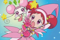 It's a blast from the past for viewers of Chiba TV, because the station has begun rebroadcasting Magical DoReMi, a magical girl TV anime from 1999 with direction by Junichi Sato. Cartoon Shows, Cute Cartoon, Doremi Anime, Manga, Chibi, Satoshi Kon, Ojamajo Doremi, Do Re Mi, Otaku