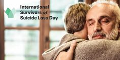 International Survivors of Suicide Loss Day is an event in which survivors of suicide loss come together to find connection, understanding, and hope through their shared experience. Save the date for November, People's Friend, Losing Someone, Couple Photos, Friends Family, November, Lost, Holidays, Nice, Couple Shots