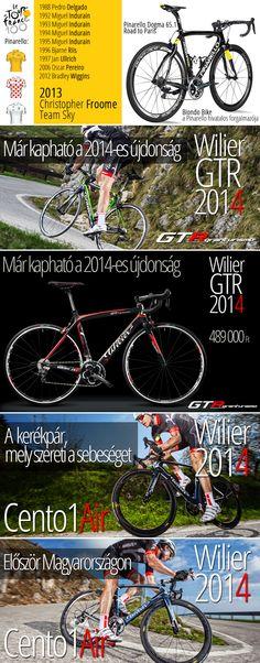 Reklámgrafika: Biondo Bike 2014 -es kerékpár kollekció