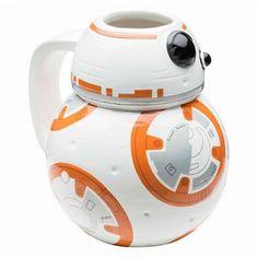 Kubek Star Wars 3D BB-8 - Twój osobisty droid