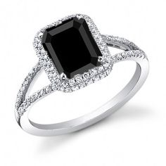 #Black #diamond #Rin