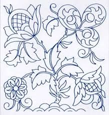 Image result for jacobean embroidery                              …