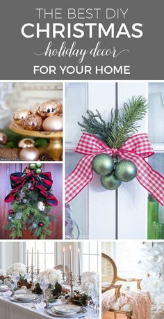 holiday decor ideas are youre looking for holiday decor ideas that are simple - Best Christmas Decorating Ideas