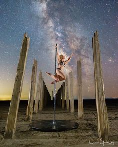 Remember to reach for the stars and they won't be able to resist flying into your hands! #dancingwiththestars #poledancingwiththestars