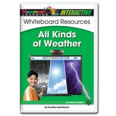 Science Interactive: All Kinds of Weather Interactive Whiteboard CD-ROM