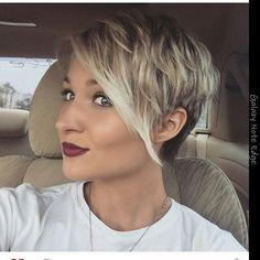 @rachelchapogas. @rachelchapogas #blonde #shorthaircut #shorthair #shorthairdontcare