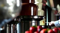 Sephra has endeavored to create the highest quality and best performing chocolate fountains in the world. Watch the video BEFORE making an investment in a chocolate fountain. http://www.sephra.com/sephra-quality