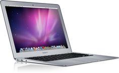 MacBook Air, ainda compro o meu este ano. #indico