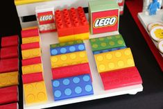 Legos Birthday Party Ideas | Photo 1 of 16 | Catch My Party