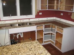 Granite Colors For Kitchen Countertops As Per Vastu : Granite Color Giallo Napoli $36.00 per sf installed Fabricated and ...