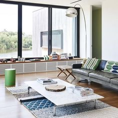 """""""Flash back to when @openjournal_neometro's James Tutton's Mornington Peninsula home was featured on @thedesignfiles. Love this gorgeous image by…"""""""