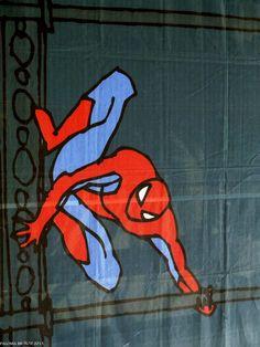 Spiderman Expo comic La Coruña.  Spiderman Expo comic La Coruna