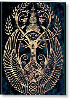 Ideas For Tattoo Tree Of Life Celtic Norse Mythology Life Tattoos, Tatoos, Art Viking, Symbole Tattoo, Vikings, Viking Tattoos, Celtic Symbol Tattoos, Celtic Art, Celtic Designs