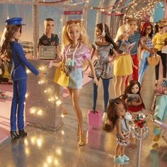 Being home for the holidays is Barbie's biggest wish! #AwesomeMoment