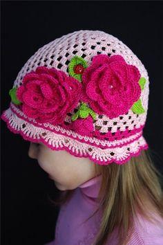 6cb7f2450d4 Идеи летних шапочек и панам. Комментарии   LiveInternet - Российский Сервис  Онлайн-Дневников Crochet
