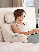 BedLounge - Armrest pillow | Gold Violin