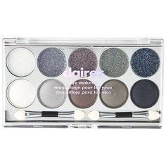 Smokey Eyeshadow and Eye Glitz Palette (2.555 HUF) ❤ liked on Polyvore featuring beauty products, makeup, eye makeup, eyeshadow and palette eyeshadow