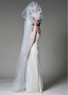 A bride with horns already?