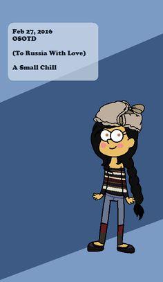 OSOTD: A Small Chill by Obeliskgirljohanny.deviantart.com on @DeviantArt