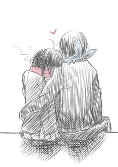 noragami// yatori is a yes. they cuties. i love this so much. ❤️