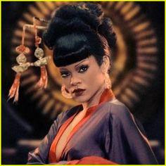 Rihanna & Coldplay's 'Princess of China' Video - Watch Now!