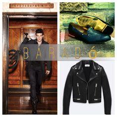 Baradó caballero calzado