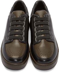 Issey MiyakeFlyfront sneakers sf08yxyq