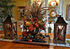 I hope you all are enjoying fall! It will be Thanksgiving before we know it.two more weeks! I shared my fall mantel several weeks a.